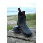 Redback Støvle - Sort uden stål