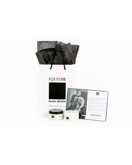 Eques, Black Edition læderpleje